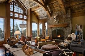 Rustic Interior Design Regarding