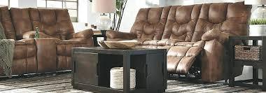 Ashley Furniture Hogan Reclining Sofa ashley furniture hogan reclining sofa reviews navigator saddle by