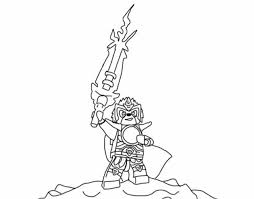 Best Lego Chima Coloring Pages 80 For Books With