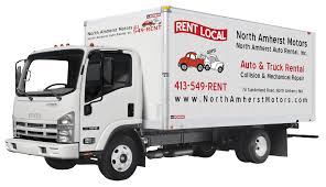 Moving Truck - Daily Rental - North Amherst Motors