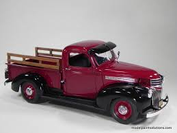 100 41 Chevy Truck PC 8 Model Paint Solutions