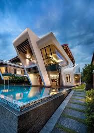 100 Unique House Architecture 15 Futuristic And Ideas Modern House Design