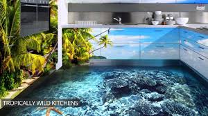 3D Epoxy Flooring Stunning Work Of Art For Your Bathroom