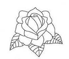 Drawn Tattoo Rose 11