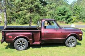 1969 Chevy Stepside Pick Up Truck - Used Chevrolet C-10 For Sale In ...