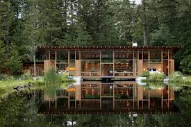 100 Boathouse Design Photo 16 Of 20 In Best Exterior Wood Photos From