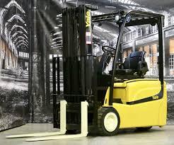 100 Yale Lift Trucks Used 2013 ERP040 Eastern Truck Co Inc
