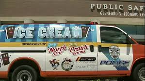 Oak Park Public Safety Gets Ice Cream Truck For Community...
