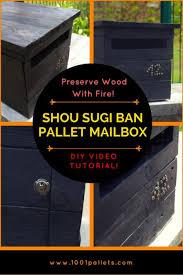 pallet trunks diy pallet boxes u0026 chests u2022 pallet ideas u2022 1001 pallets