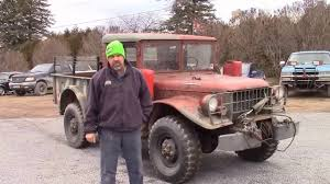 Dodge Power Wagon For Sale M37 CDN Walk A Round Presentation ... 1952 Dodge M37 Military Ww2 Truck Beautifully Restored Bullet Motors Power Wagon V8 Auto For Sale Cars And 1954 44 Pickup 1953 Army Short Tour Youtube Not Running 2450 Old Wdx Wc 1964 Pickup Truck Item Dc0269 Sold April 3 Go 34 Ton 4x4 Cargo Walk Around Page 1 Power Wagon Kaiser Etc Pinterest Trucks Wiki Fandom Powered By Wikia