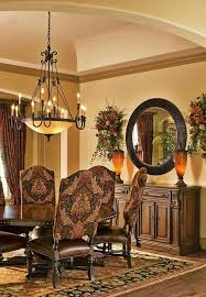 best 25 tuscan dining rooms ideas on mediterranean
