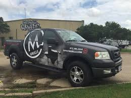 100 Grills For Trucks Magee Truck By Rockwall Signs In Rockwall TX Click To View