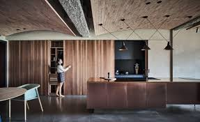 100 Kc Design A Taiwanese Apartment That Merges Modern And Natural