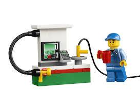100 Lego City Tanker Truck 60016