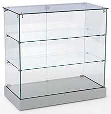 Amazing Amazon Com Retail Display Cabinet With Frameless Design Tempered For Glass Ideas 18