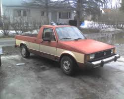 Ten Unexpected Ways Vw Rabbit Truck For Sale Can Make Your