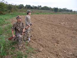 Kentucky Personnel Cabinet Khris by Mentor Youth Dove Hunting Jpg