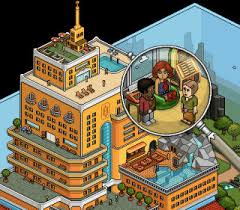 After 2007s Mega Thousand Thievery More Thieves Have Broken Into The Virtual Habbo Hotel And Done Away With Thousands Of Dollars Worth Furniture