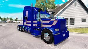 100 Bad Trucks Skin Habit For The Truck Peterbilt 389 For American Truck Simulator