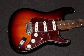 2014 Fender John Mayer Signature Stratocaster