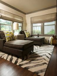 Taupe Living Room Decorating Ideas by Astounding Living Room Animal Rug For Home Decorating Living Room