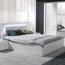 chambre adulte design blanc chambre adulte design blanc 5 lit led estein design