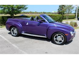 2004 Chevrolet SSR For Sale | ClassicCars.com | CC-1157789