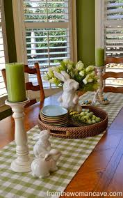 Dining Room Table Centerpiece Ideas by Best 20 Easter Table Decorations Ideas On Pinterest Easter
