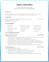 Pathology Collector Cover Letter No Experience Assistant Resume Medical Examples 9 Best Templates