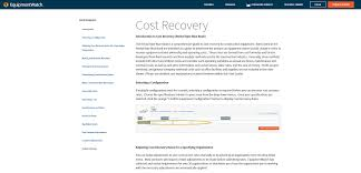 Rental Rate Blue Book | Equipment Cost Recovery - EquipmentWatch