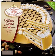 coppenrath wiese feinste sahne marzipan torte tiefgefroren
