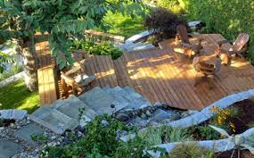 West Coast Modernscape Talks on Building a Patio or Deck in