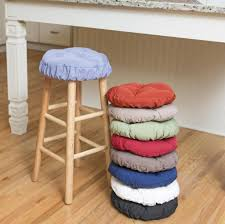 Target Dining Room Chair Pads by Kitchen Design Colorful Tufted Bar Stool Cushion Best Bar Stool