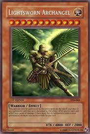 Yugioh Structure Deck List Wiki by Lightsworn Archangel Yu Gi Oh Card Maker Wiki Fandom Powered