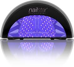 amazon com nailstar professional led nail dryer nail l for gel