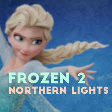 Northern Lights Frozen Inspired Song