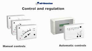 Berner Air Curtain Troubleshooting by Airtecnics Air Curtains Manufacturer Control And Regulation Part