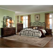 Stunning Iron Bedroom Sets Decorating Design Ideas