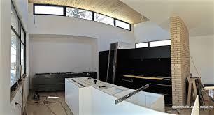 amalgame cuisine mobilier intégré cuisine et rangements de la maison