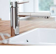 Grohe Concetto Kitchen Faucet by Grohe Grohe Leads Innovations In Style And Function Press