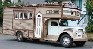 1951 Federal Housetruck Motorhome Conversion For Sale
