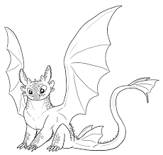 FREE Toothless Lineart By Leafyful On DeviantART Middot How To Train Your Dragon