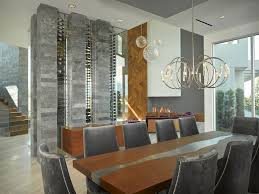 Las Vegas Pictures For Kitchen Decor With Wooden Prep Tables Dining Room Contemporary And Backsplash Stainless