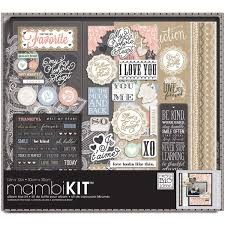 Gifts For Best Friends Birthdays Just Because Scrapbooking Kit