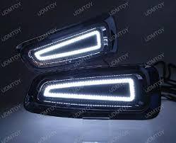 ford f150 raptor oem fit high power led daytime running lights