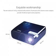 irulu bl20 led projector home theater