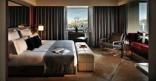Bedroom Design Hotel Style