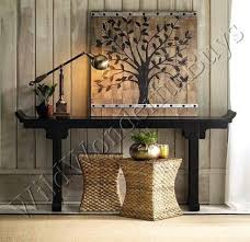 Rustic Kitchen Wall Decor Mounted Display Cabinet Ikea Pendant Lamps Square Electronic Metal Stove Oven
