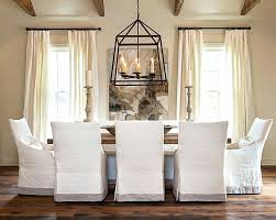 Damask Dining Chair Room Slipcover Is Suede Chairs Small Slipcovers