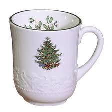 Spode Christmas Tree Mug Cafe Shape by Christmas Soup Mugs Wayfair